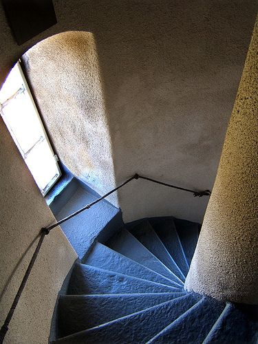 Lighthouse stairs |