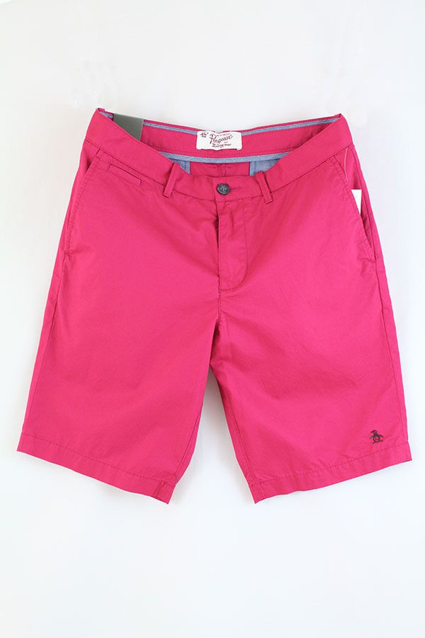 Original Penguin Basic Tailored Shorts Vivacious