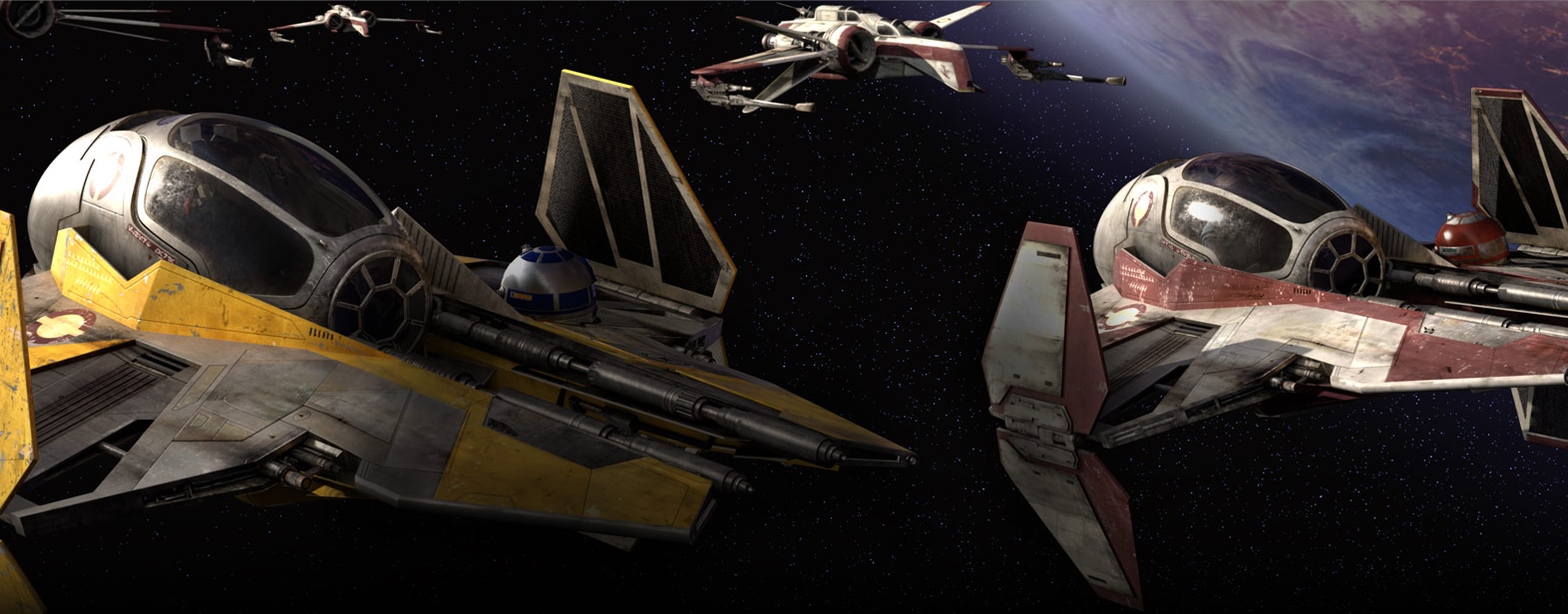 Star Wars Celebration VI: Attack of the Clones and Revenge of the Sith 3D Releases Set for Fall 2013