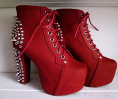 Hot Red ♡