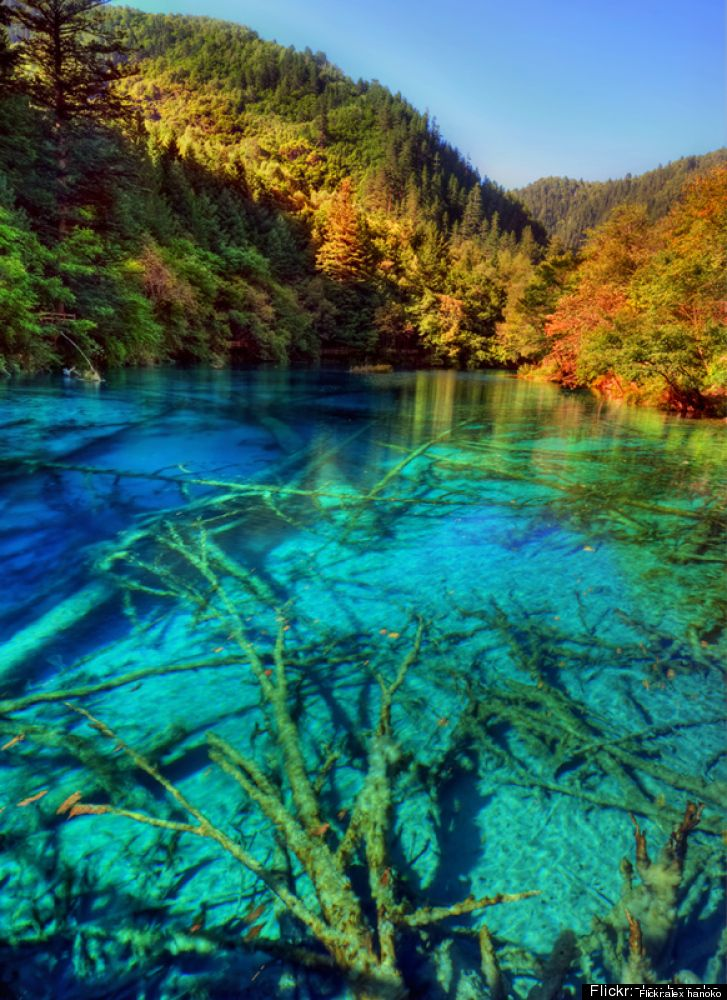 Top 10 Most Colorful Natural Wonders Lake National Parks Adventure Goals