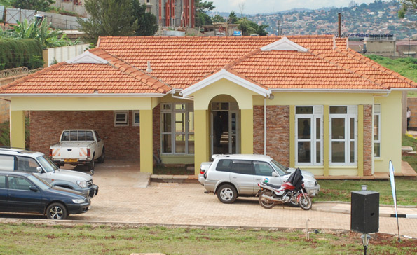 Uganda 2016 Trending House Designs My House Plans Dream House Exterior House Design