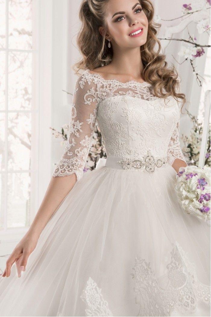 db9c254cd49 Картинки по запросу пышные свадебные платья с очень длинным шлейфом  Свадебный Альбом