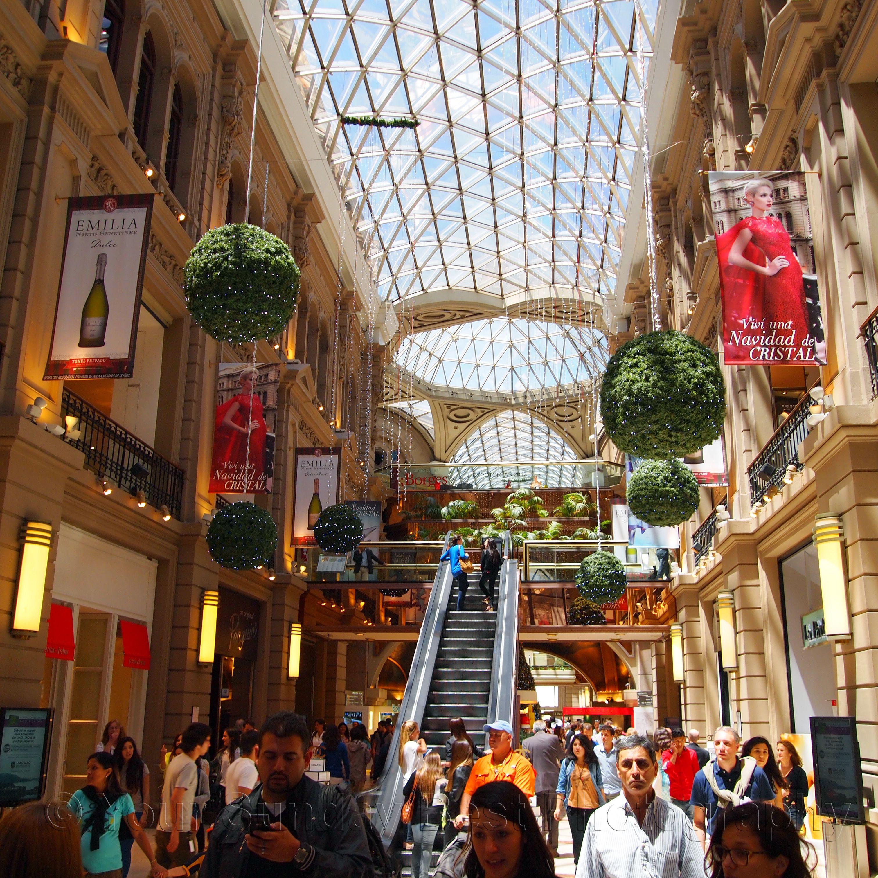 Galerias Pacifico: Galerías Pacífico Is A Shopping Centre In Buenos Aires