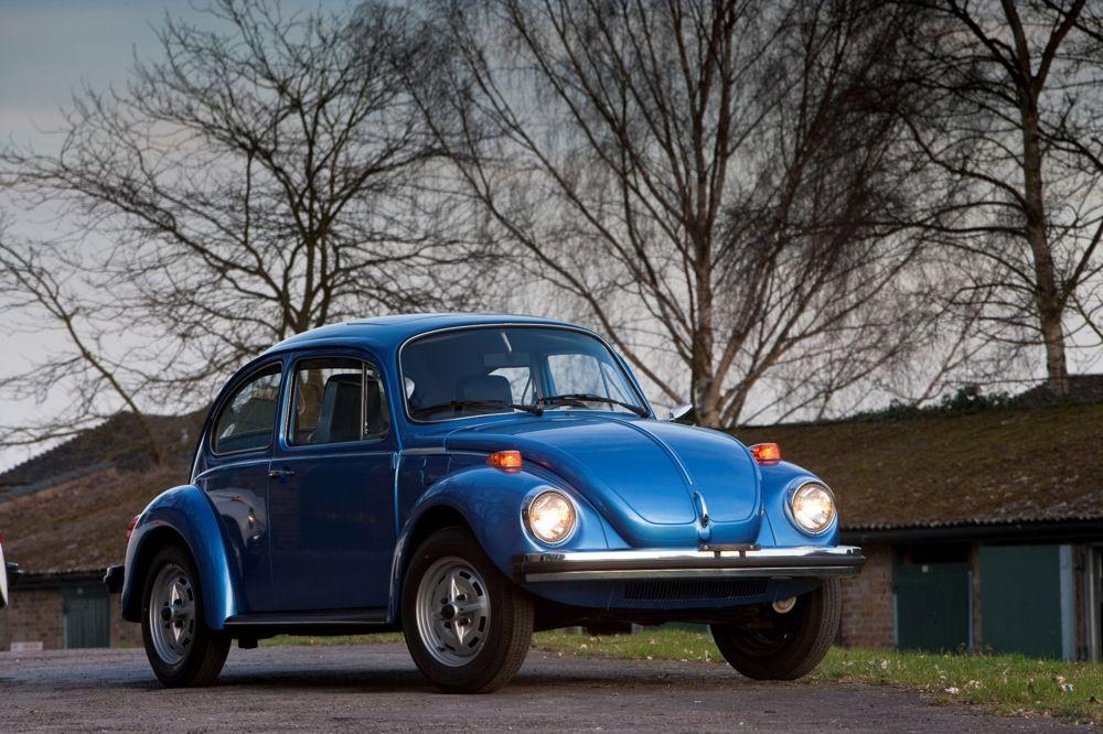 a La Grande Bug is a limitededition Beetle. This 1975