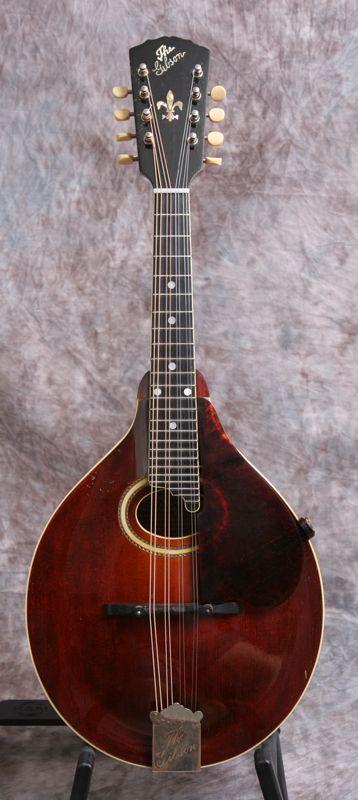 1919 Gibson A4 Mandolin