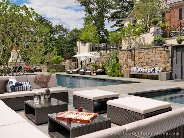 landscape architecture by katherine field and associates inc