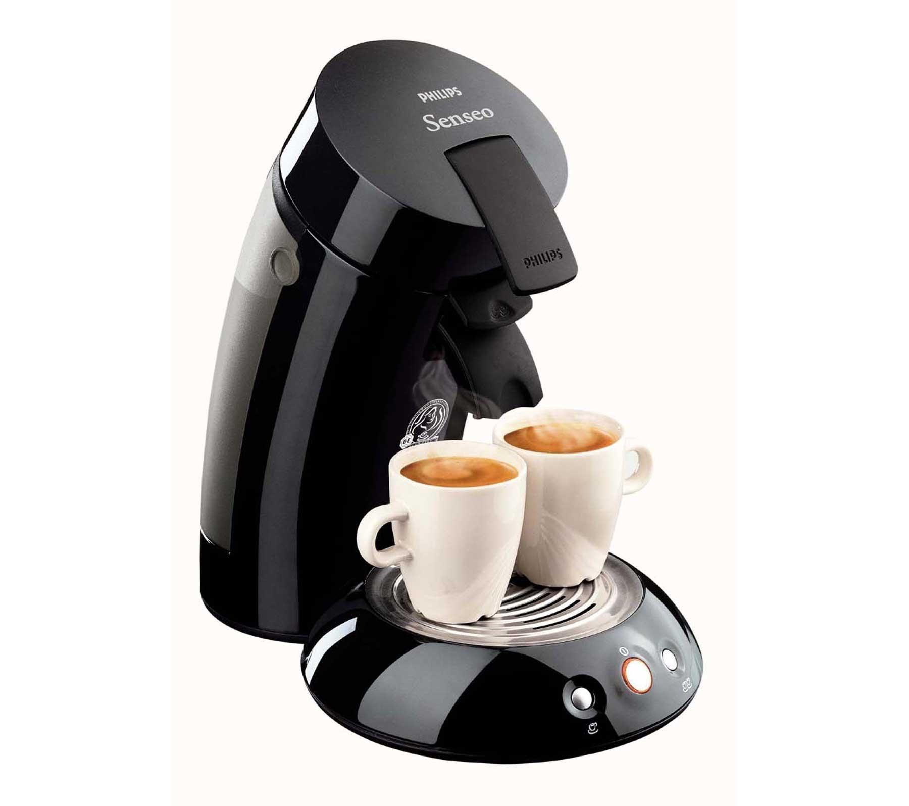 آلة صنع القهوة من فيليبس Coffee maker, Pod coffee