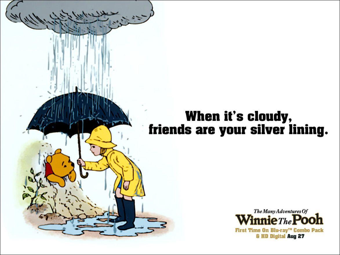 Delightful Winnie The Pooh Friendship Gallery | Winnie The Pooh | Disney .