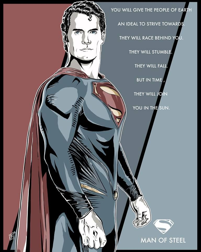 Man Of Steel Quotes: Man Of Steel Quotes About Hope. QuotesGram