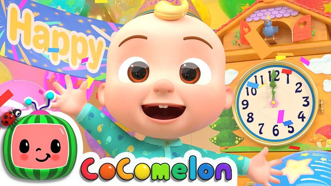 New Year Song Nursery Rhymes & Kids Songs