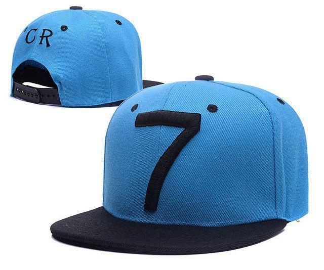 08c168844ed2e Cristiano Ronaldo CR7 Baseball Caps