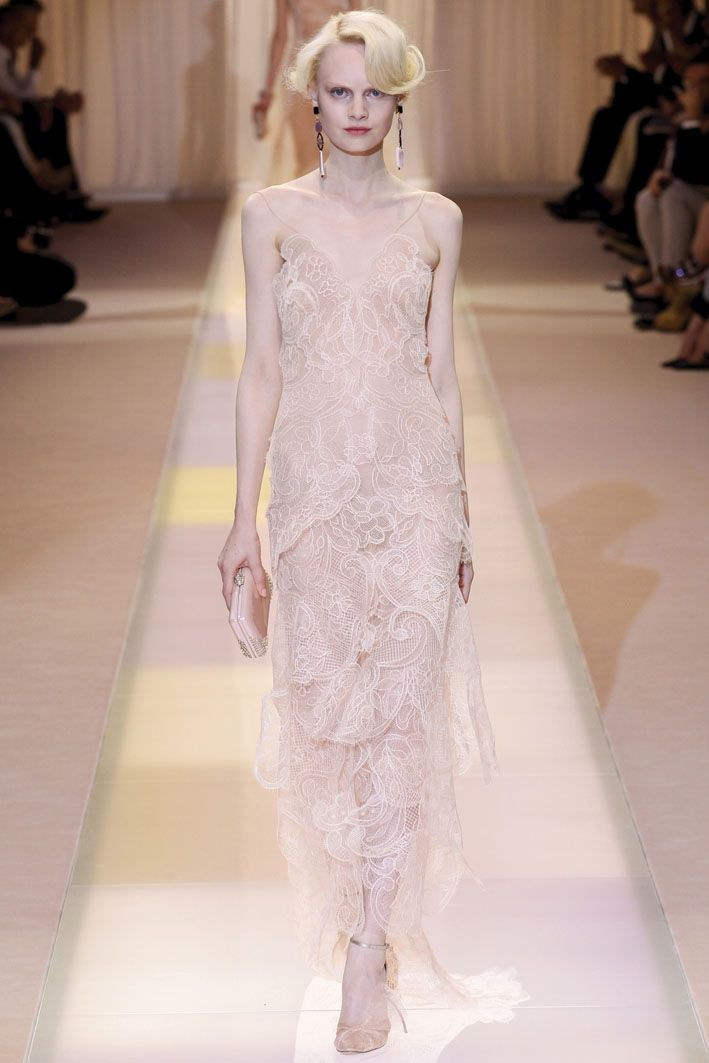 Giorgio armani priv by bridal trend wedding dresses for Giorgio armani wedding dress