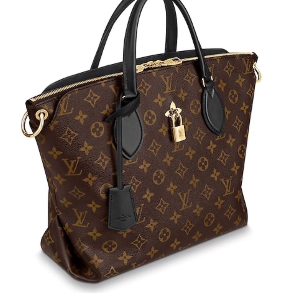 Louis Vuitton Flower Zipped Tote Bb Shoulder Strap Comes With It