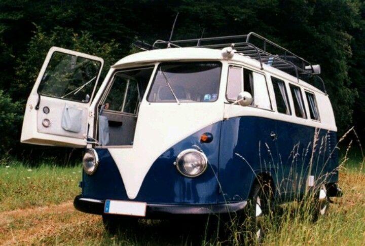 Front Door Vw Van With Images Vintage Vw Bus Vw Van
