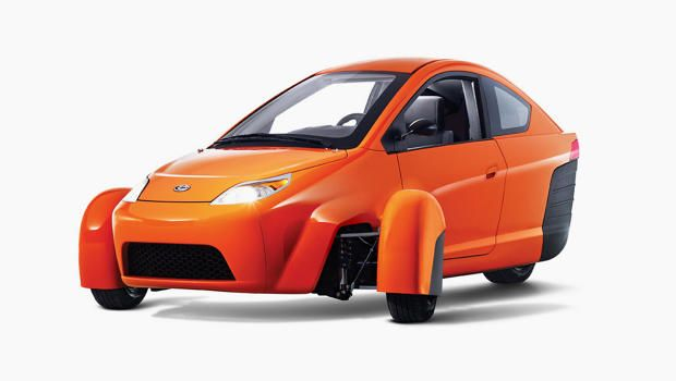This Three Wheeled Car Costs Just 6 800 And Goes 672 Miles On A Tank Of Gas Three Wheeled Car Elio Motors Car Cost