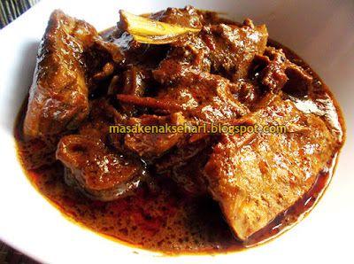 Resep Semur Ikan Tenggiri Masak Pedas Spesial Aneka Resep Masakan Sederhana Sehari Hari Resep Masakan Resep Masakan Indonesia Resep Ikan