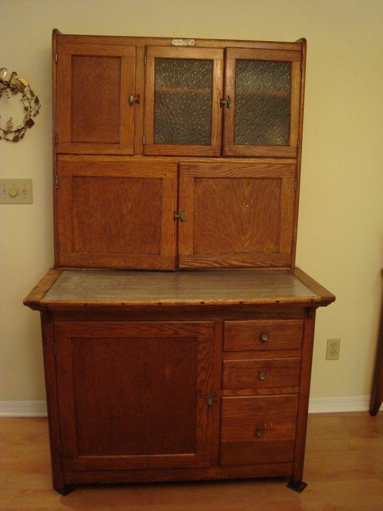 Best Antique Oak Hoosier Cabinet Hoosier 1910 1 300 1 755 400 x 300