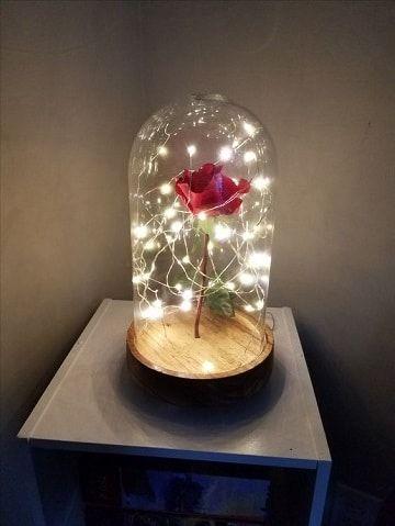 Ideas sobres como usar lamparas para centros de mesa for Home disena y decora tu hogar