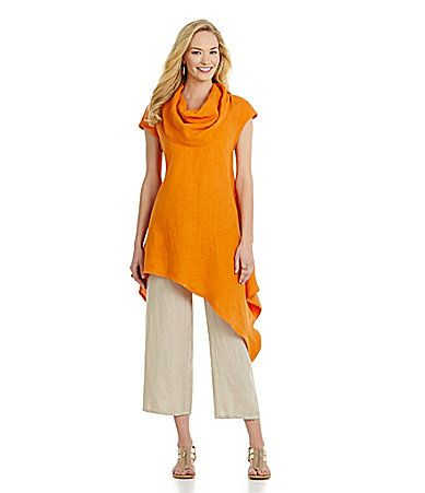 08f64faa9ad Bryn Walker Noa Asymmetrical Linen Tunic #Dillards | Cindys Need ...