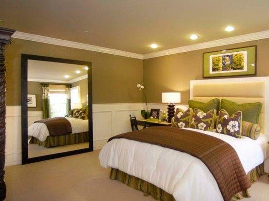 Green And Brown Bedroom New Bedroom  Bed Room  Pinterest  Interior Design Studio Bed Room Design Decoration