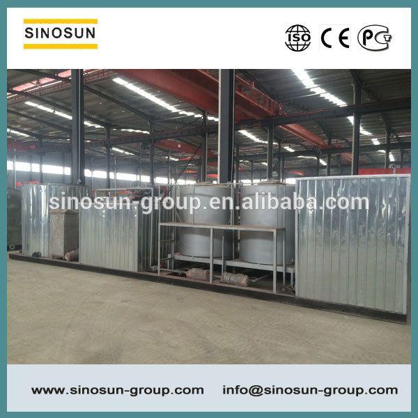 SINOSUN asphalt emulsion plant,emulsion bitumen plant for sale