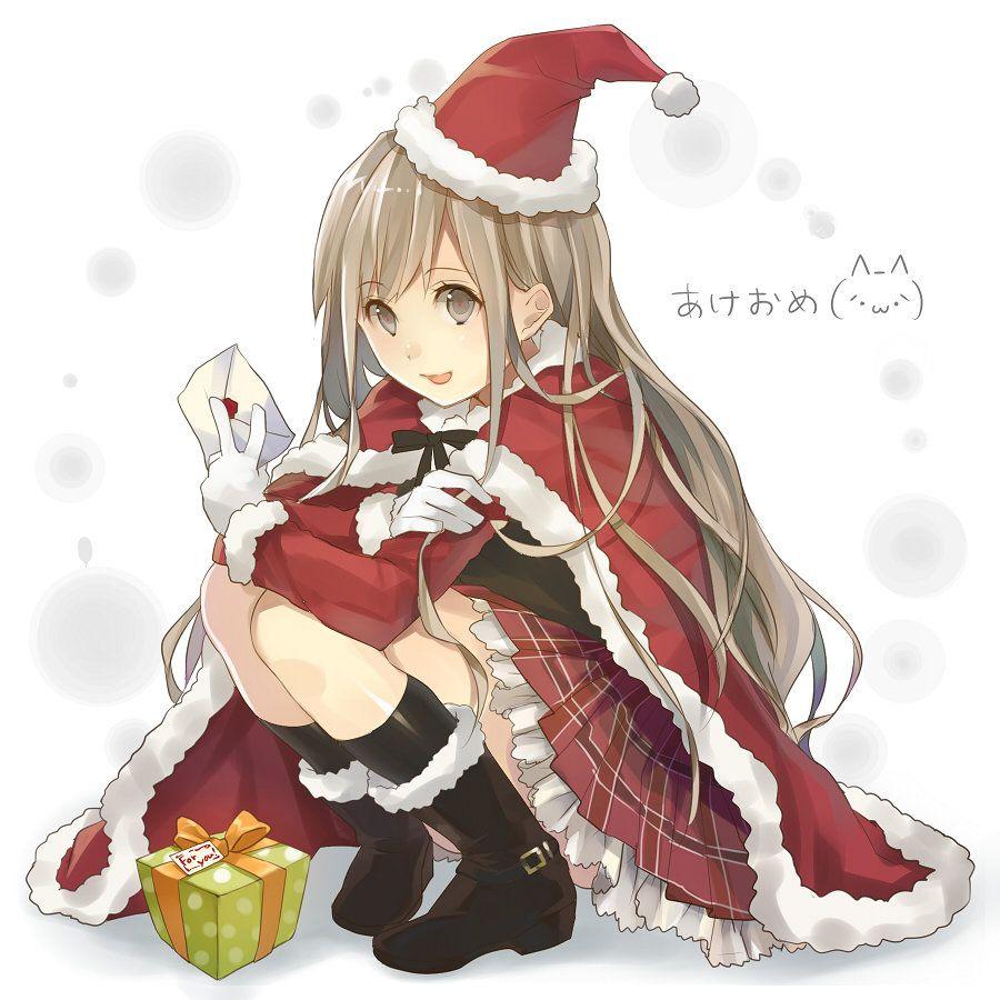 Pin On Christmas Anime Games Art Photos Decor Ect