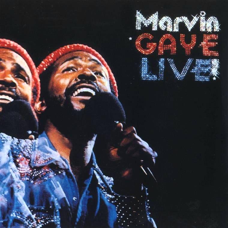 Marvin Gaye - Flyin' High (In The Friendly Sky) - Mercy Mercy Me (The Ec...
