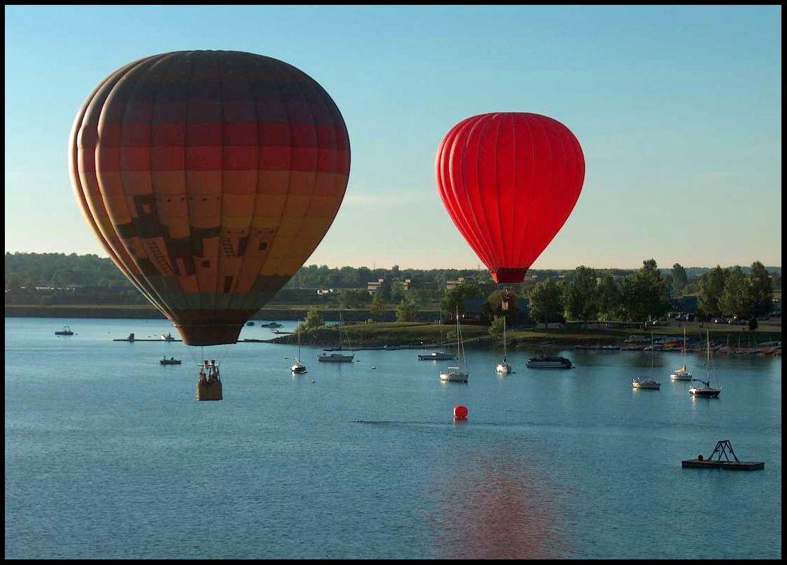 Hot Air Balloon Rides in Colorado, Denver, Boulder