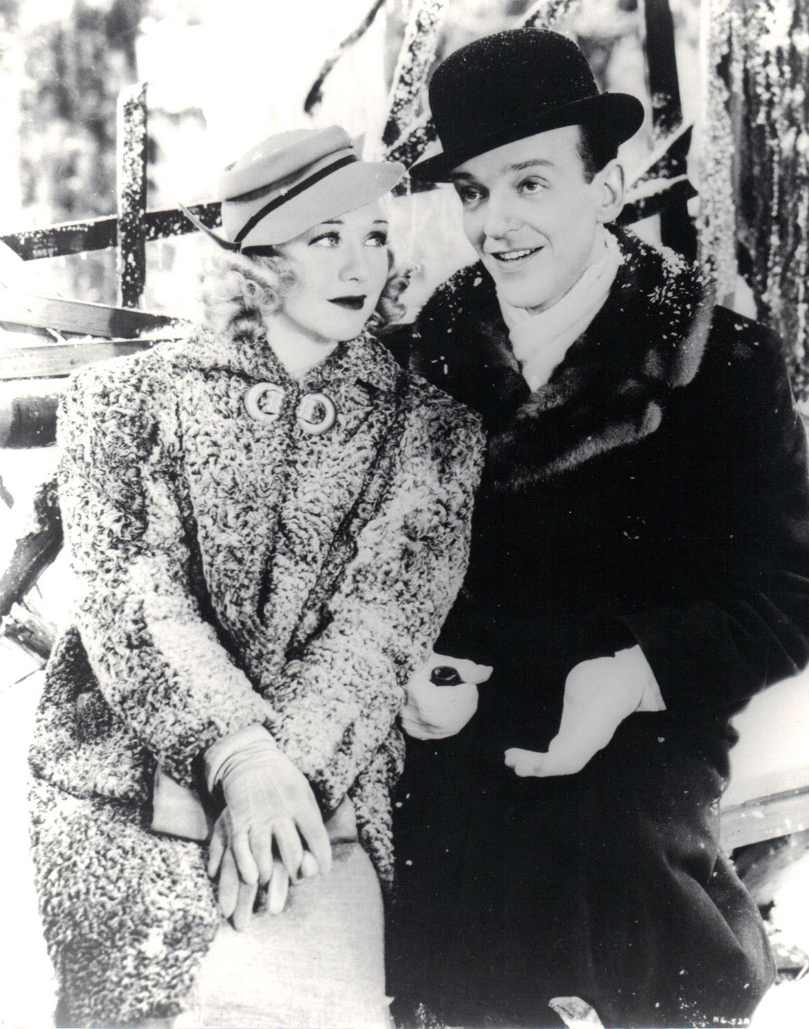 Ginger Rogers Swing Time 1936 This is a Fine Romance