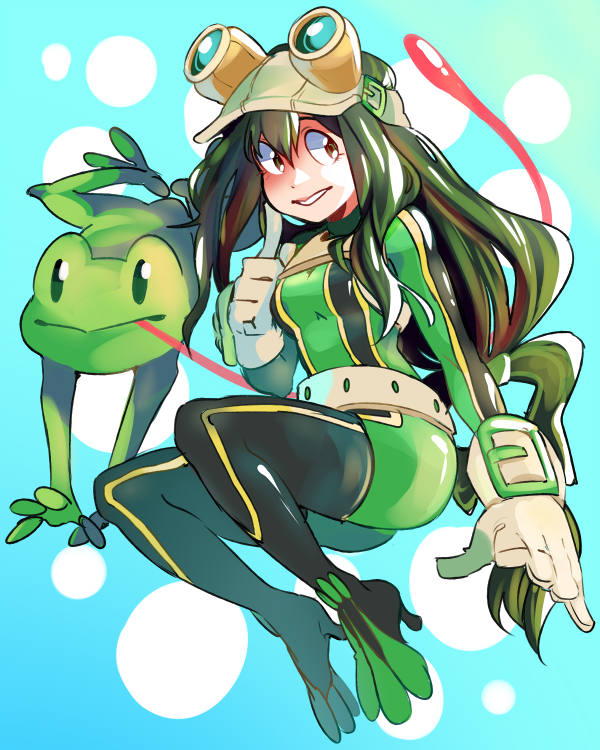 Frog Tiddies - Artist: Magion02 by baconlol - Meme Center