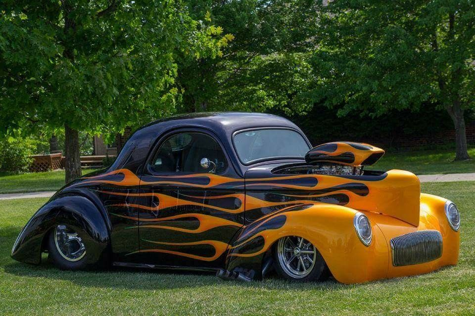 Pin by Dennis Featheringham on Willys coupe | Pinterest | Coupe