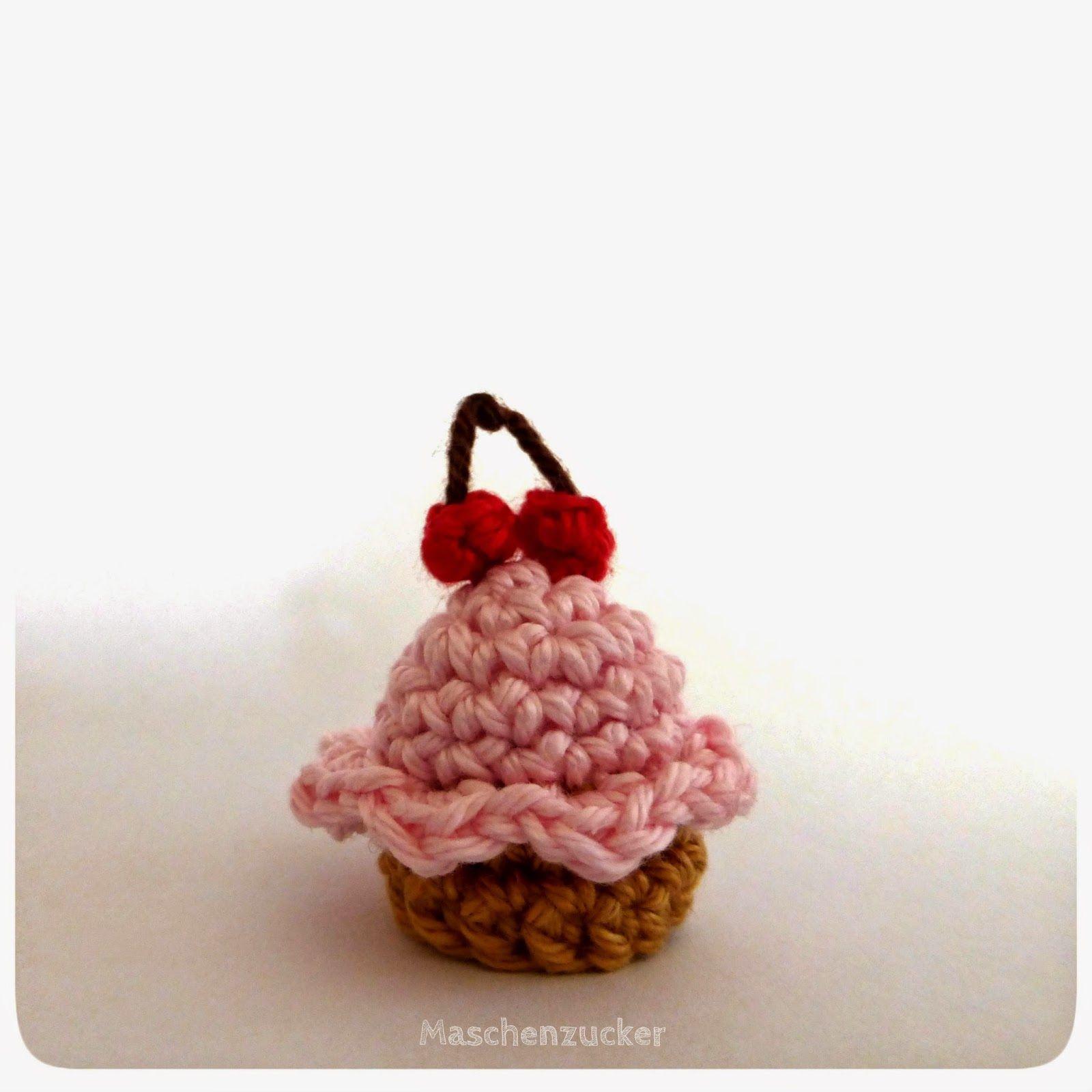 Mini-Kirsch-Muffin Mini-Cherry-Muffin   miniatur   Pinterest ...