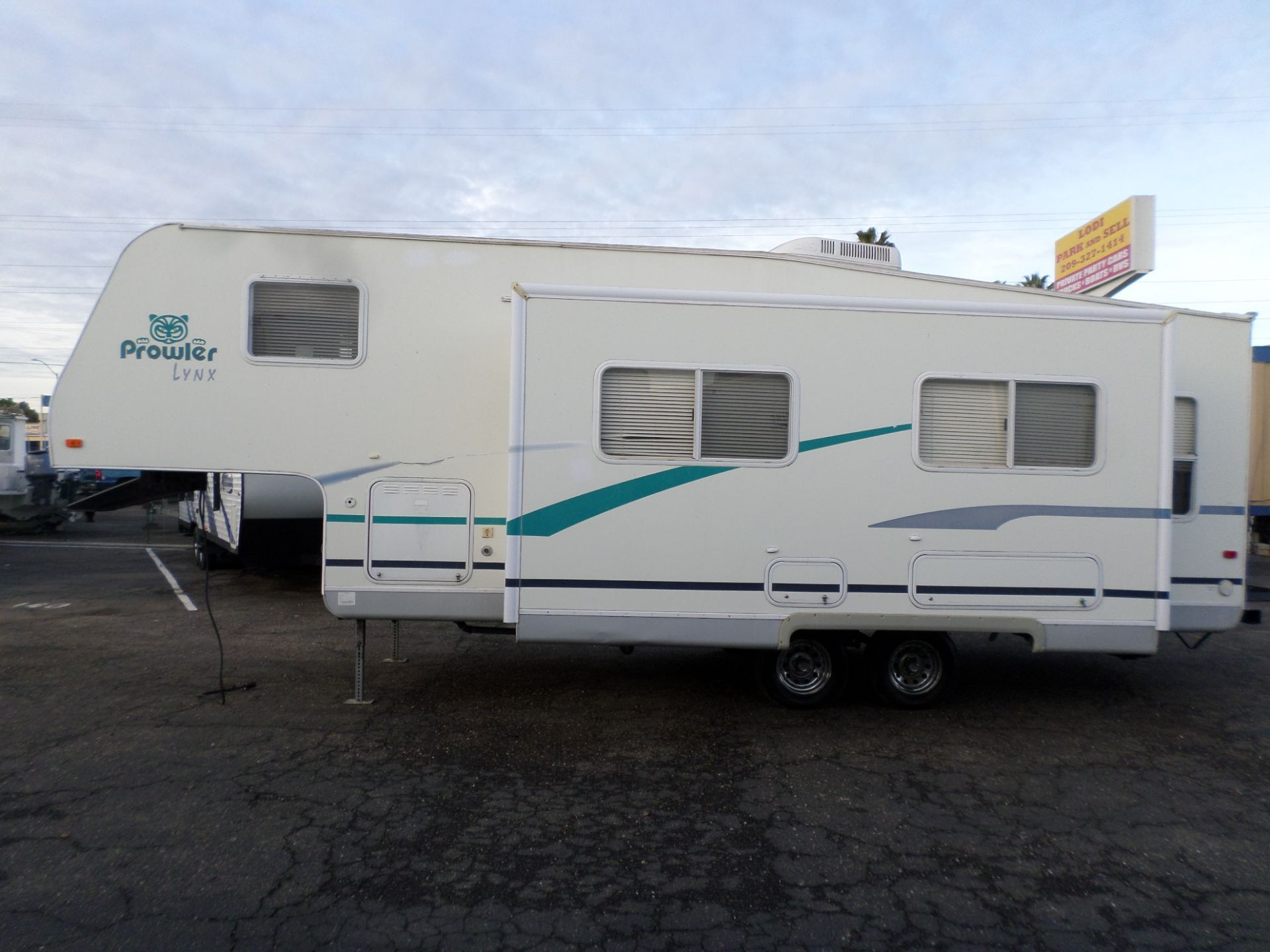 2002 Prowler 5th Wheel Lynx Rv For Sale 5th Wheels For Sale