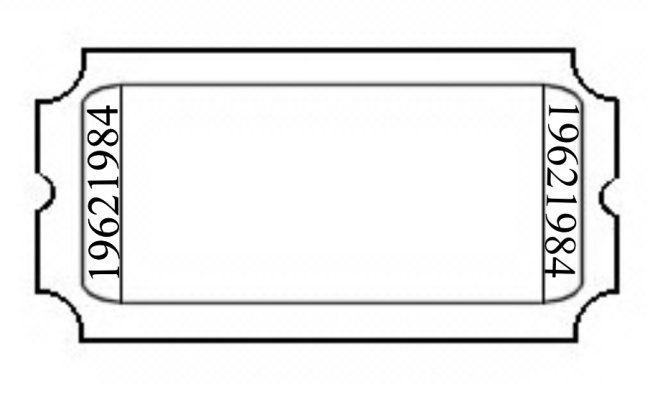 41++ Blank raffle ticket clipart information