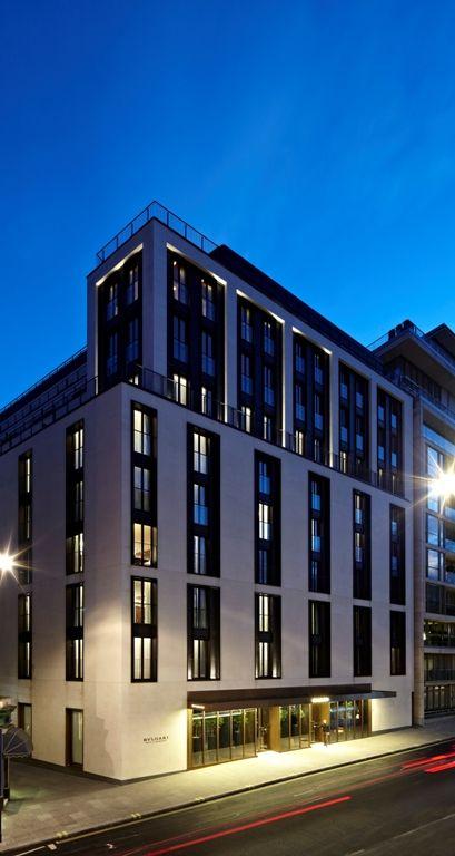 The Bulgari Hotel & Residences, London. #bulgarihotels #design