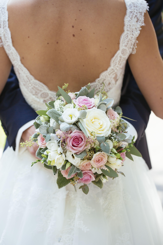Vintage Brautstrauß #bridalflowerbouquets