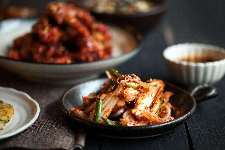 傳統韓式現作泡菜