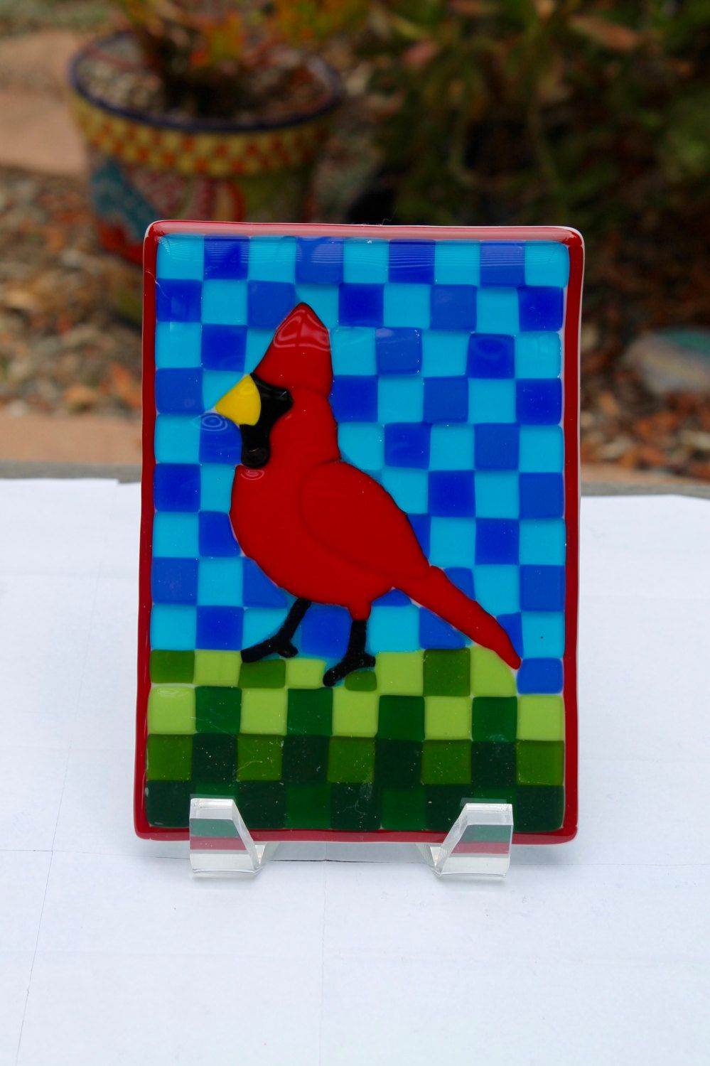 home decor-decorative tiles-fused glass-mosaic design-custom-tiles