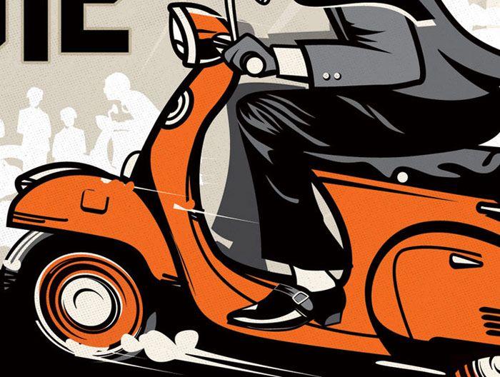 85 Ama Vintage Motorcycle Days - Ikromahretno
