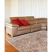 Gavin Leather Sectional Living Room Furniture Collection The Rug is the favorite part : gavin leather sectional - Sectionals, Sofas & Couches
