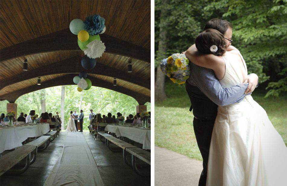 Andy Sara Charleston Wv Wedding Wedding Park Weddings