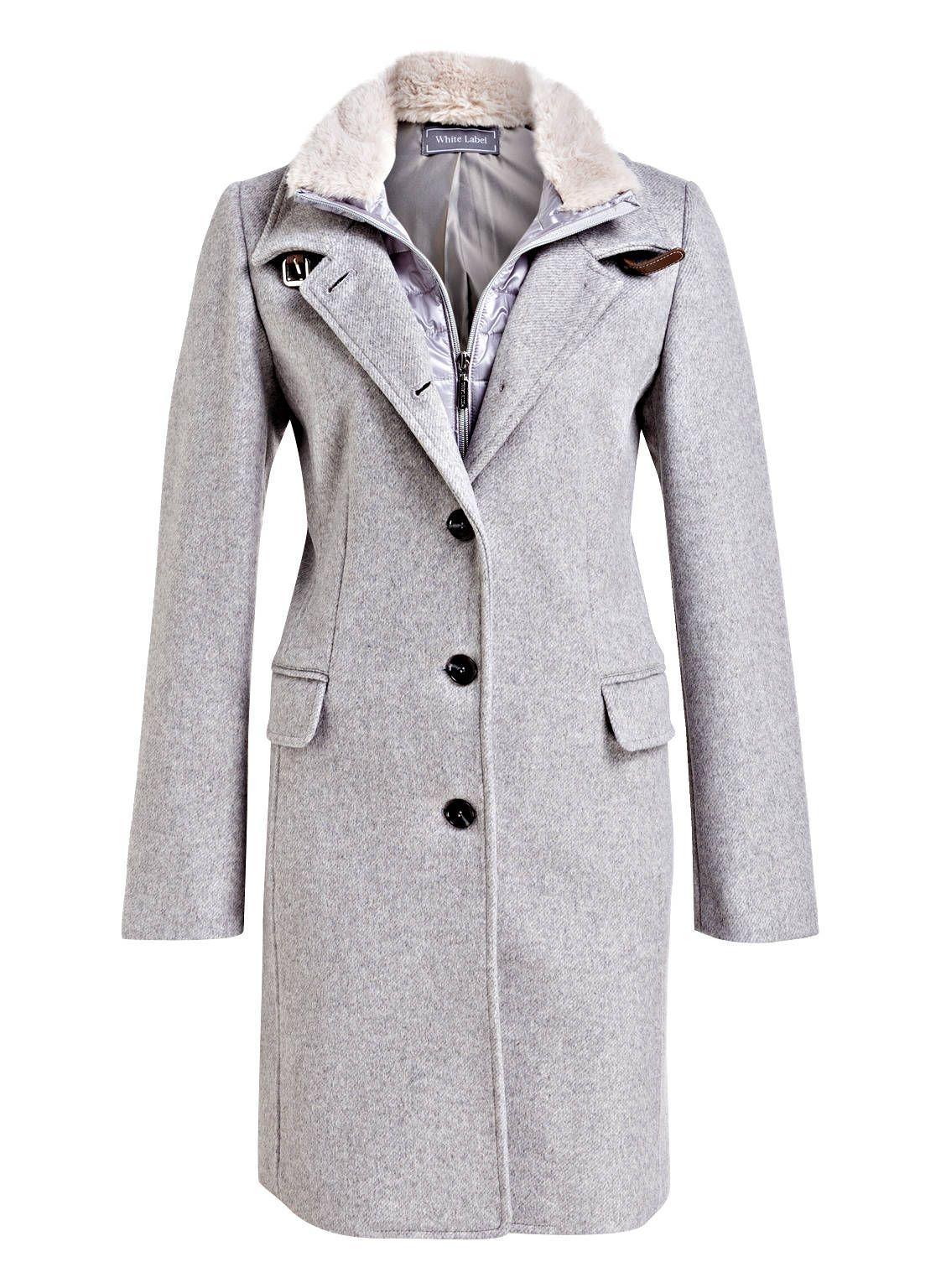 Mantel Von White Label Bei Breuninger Kaufen Mantel Breuninger Wolle Kaufen