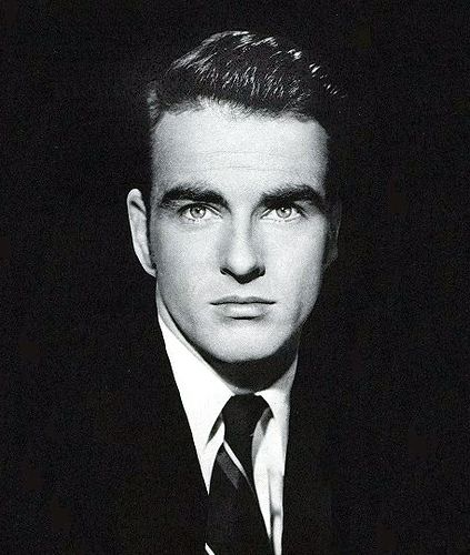 Montgomery clift facial change