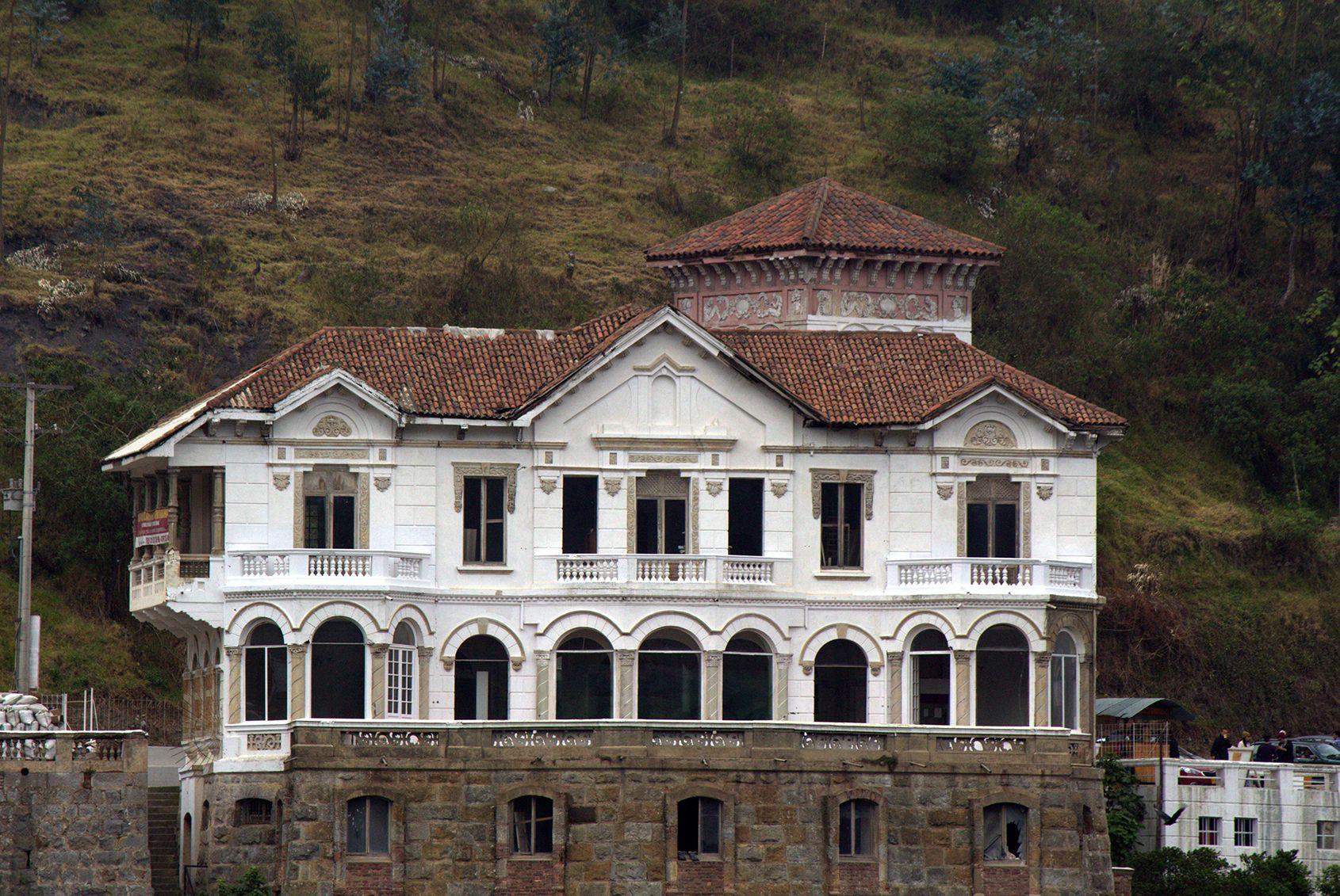 Foto De Victoria Flrez. Casa Museo Salto Del Tequendama