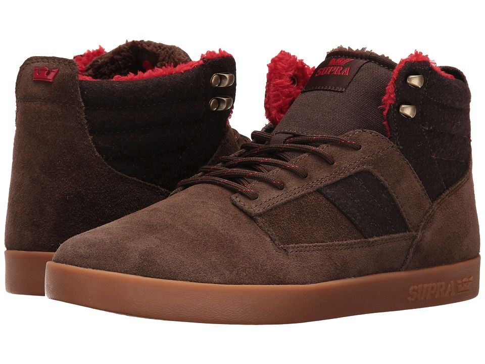 26a471f6a2ba SUPRA SUPRA - BANDIT (BROWN SUEDE GUM) MEN S SKATE SHOES.  supra  shoes