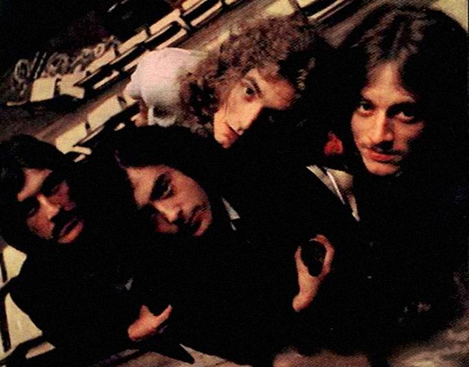 Led Zeppelin, June 1969.