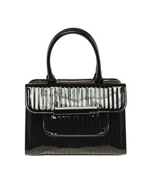 0580209bb026 Ted Baker Enamel Flap Pocket Bag i so want this for xmas ...
