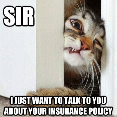 Knock Knock Insurance Humor Insurance Meme Insurance Agency