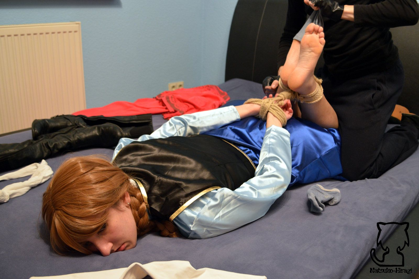 Fnaf Kidnapped Princess Deviantart: Princess Anna Kidnapped! 9 By Natsuko-Hiragi On DeviantArt